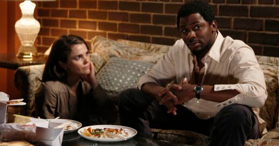 Keri Russell and Derek Luke in The Americans Only You The Americans Season 1, Episode 10 Review – Way Past Tricks