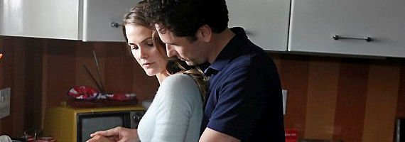 Keri Russell and Matthew Rhys in The Americans The Americans Series Premiere Review