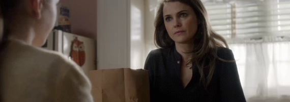 Keri Russell in The Americans Safe House The Americans Season 1, Episode 9 Review – Hitting the Pause Button