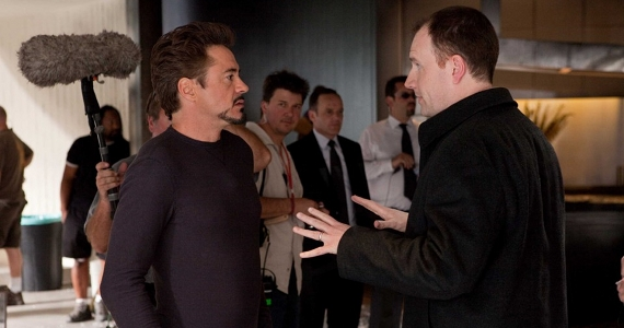 Kevin Feige Iron Man 3 Interview Kevin Feige on Iron Man 3 and the Shared Marvel Movie Universe