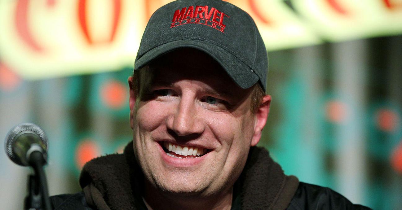 Kevin Feige Marvel Studios President