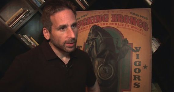 Kevin Lavine BioShock BioShock Update: Creator Says He Doesnt Need A Movie Adaptation