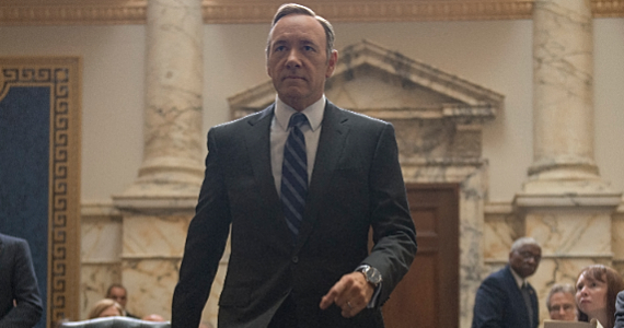 Kevin Spacey In House of Cards Season 2 House of Cards Season 2 Review: What Went Right and What Went Wrong