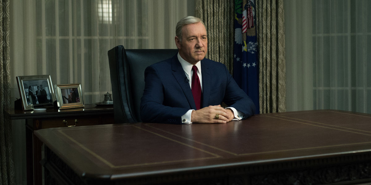 reviews race white house review kevin spacey series