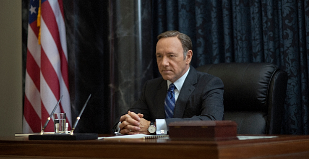 Kevin Spacey is Frank Underwood in House of Cards Season 2 House of Cards Season 2 Review: What Went Right and What Went Wrong