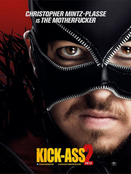 Kick Ass 2 Motherf er Poster Kick Ass 2: Why Controversial Comic Book Scene Was Changed for the Movie