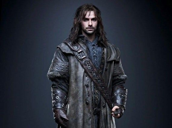 Kili the Dwarf The Hobbit 570x427 Kili the Dwarf The Hobbit