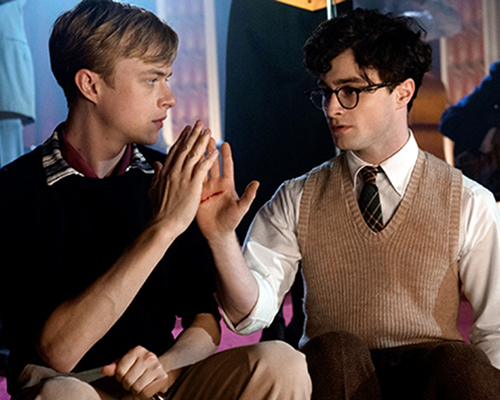 Kill Your Darlings starring Daniel Radcliffe and Dane DeHaan (2013)