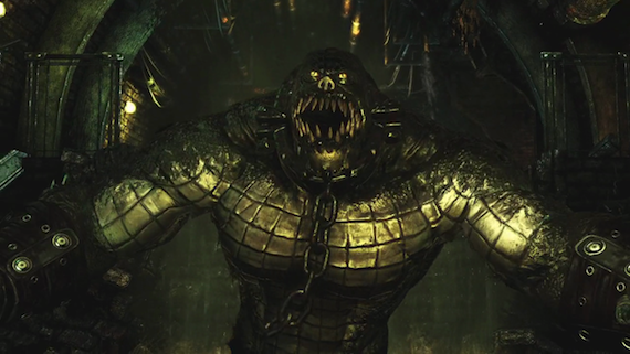 Killer Croc Batman villain Rumor Patrol: Batman 3 To Include Villain Killer Croc? [Updated]