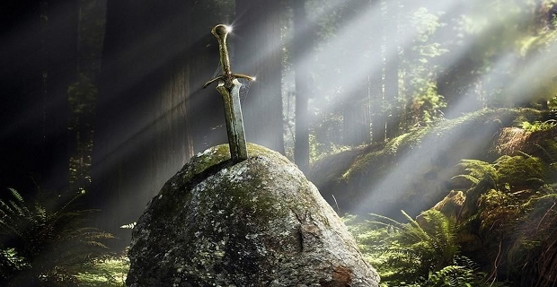 King Arthur Excalibur Movie Series Franchise Warner Bros. 2014 Guy Ritchie Eyeing Warner Bros. King Arthur Movie Saga