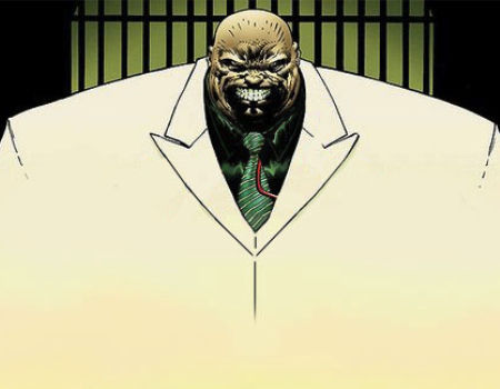 Kingpin David Finch