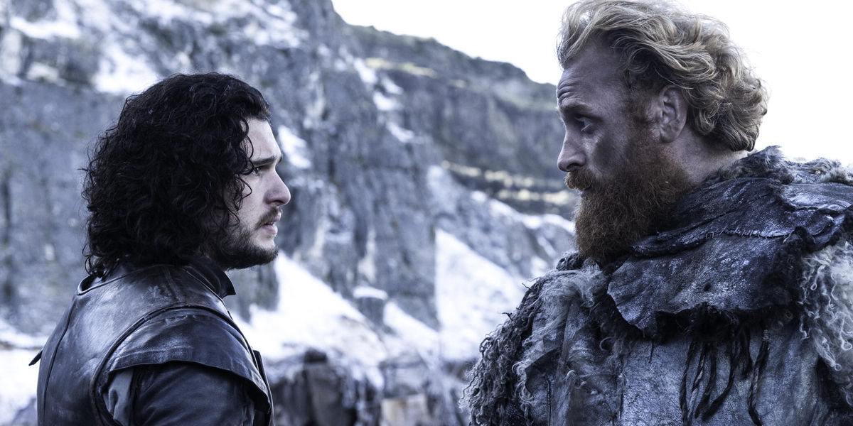 Was the game of thrones season finale cliffhanger what it seemed