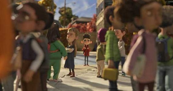 Kodi Smit McPhee in ParaNorman ParaNorman Review
