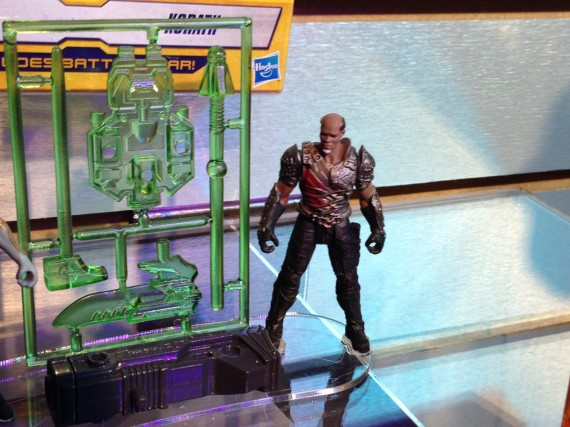 Korath Action Figure (Hasbro Guardians of the Galaxy)   Toy Fair 2014