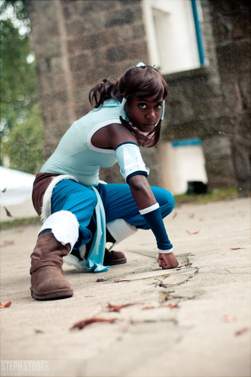 Korra Cosplay SR Geek Picks: Les Miserables In Emoticons, Prometheus Warning, Call of Duty Trolls & More
