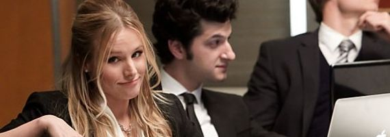 Kristen Bell Ben Schwartz House of Lies Showtime Watch Showtime's House of Lies Series Premiere Online