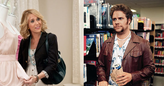 Kristen Wiig and Seth Rogen in Arrested Development Arrested Development Season 4: Kristen Wiig & Seth Rogen to Guest Star