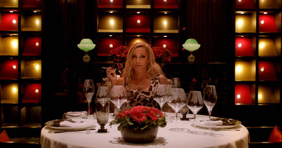 Kristin Scott Thomas in Only God Forgives Only God Forgives Review