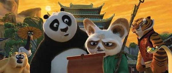 Kung Fu Panda 2 Po Furious Five Shifu Summer 2011 Movies: The Best, The Worst, & Some Surprises