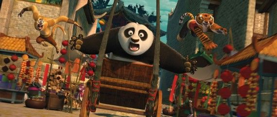Kung Fu Panda 2 movie image 570x242 Movie Image Roundup: Breaking Dawn, Deathly Hallows: Part 2, Hangover 2 & Kung Fu Panda 2