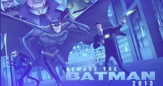 Kurtwood Smith Talks Beware the Batman Plot Kurtwood Smith on Beware the Batman Animated Series & Playing Gordon