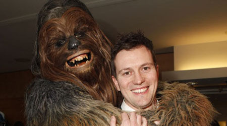 Kyle Newman on Star Wars Disney