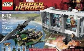 LEGO Iron Man 3 280x170 New Iron Man 3 LEGO Sets Reveal Possible Spoilers