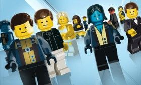 LEGO X Men First Class 280x170 LEGO Movie Posters For Summer 2011s Biggest Movies