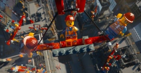LEGO movie LEGO town set 570x294 LEGO Movie Sequel Gets an Official 2017 Release Date
