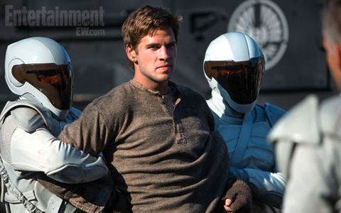 LIam Hemsworth in Hunger Games Catching Fire LIam Hemsworth in Hunger Games Catching Fire