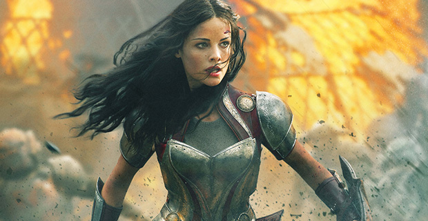 Lady Sif Jaimie Alexander Agents of SHIELD Jaimie Alexanders Lady Sif Appearing on Agents of S.H.I.E.L.D.