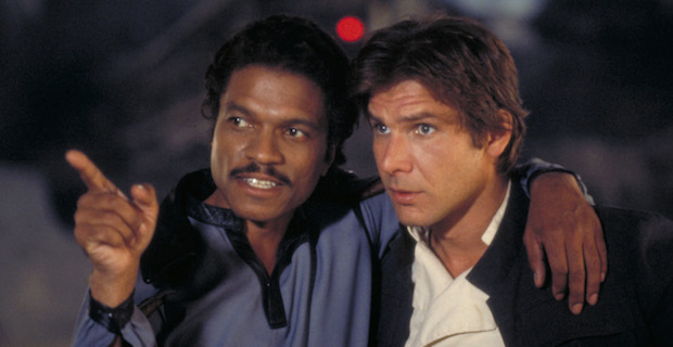 Lando Calrissian Billy Dee Williams Star Wars Episode 71 Star Wars: Episode 7 Casting: Best Reactions & Internet Memes