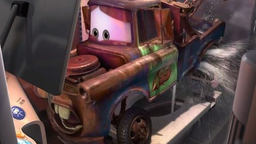 Larry the Cable Guy as Mater in Cars 2 Summer 2011 Movies: The Best, The Worst, & Some Surprises