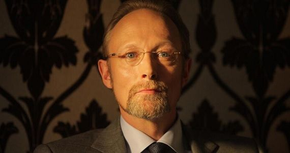 Lars Mikkelsen in Sherlock season 3 Sherlock Creators on Character Changes & New Faces in Season 3