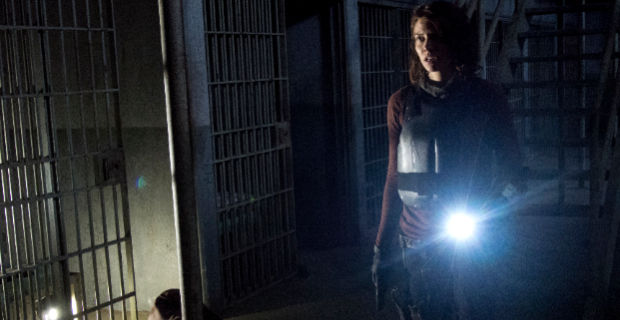 Lauren Cohan in The Walking Dead Internment The Walking Dead: Is This the Bleakest Season Yet?