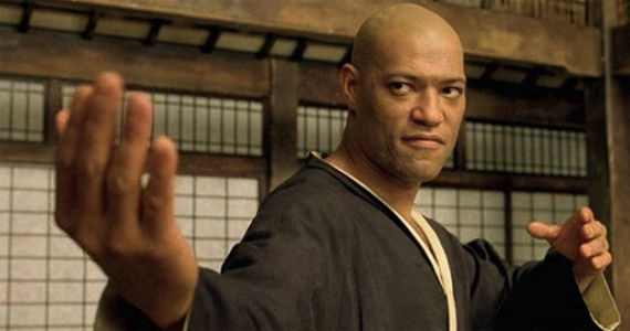 Laurence Fishburne The Matrix Laurence Fishburne Joins NBCs Hannibal
