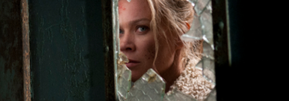 Laurie Holden in The Walking Dead Prey The Walking Dead Season 3, Episode 14 Review – On The Run
