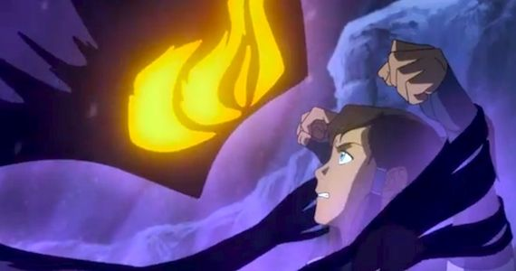 Legend of Korra Season 2 Evil Spirits