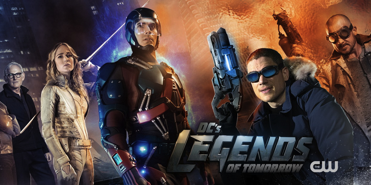 10 Things You Need To Know About DC's Legends Of Tomorrow