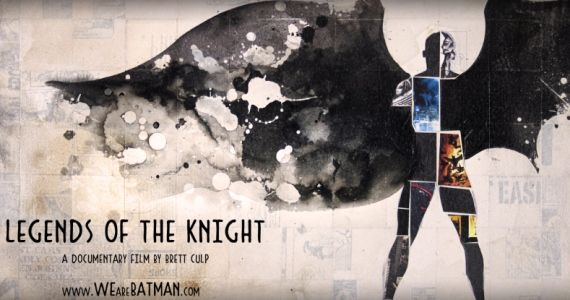 Legends of the Knight Documentary Brett Culp Legends of the Knight Documentary Explores Batmans Power as a Modern Myth