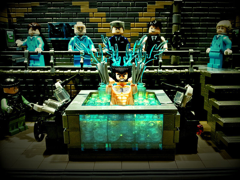 Lego Logan SR Geek Picks: Sweded Iron Man 3 Trailer, Community + The Dark Knight Rises, Twilight Outtakes & More!