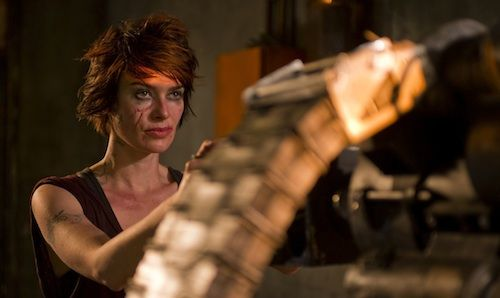 Lena Headey Dredd 3D Dredd 3D Review