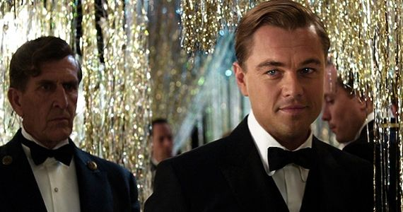 Leonardo DiCaprio as Jay Gatsby in The Great Gatsby 2013 The Great Gatsby Review
