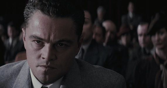 Leonardo DiCaprio in J Edgar J. Edgar Review