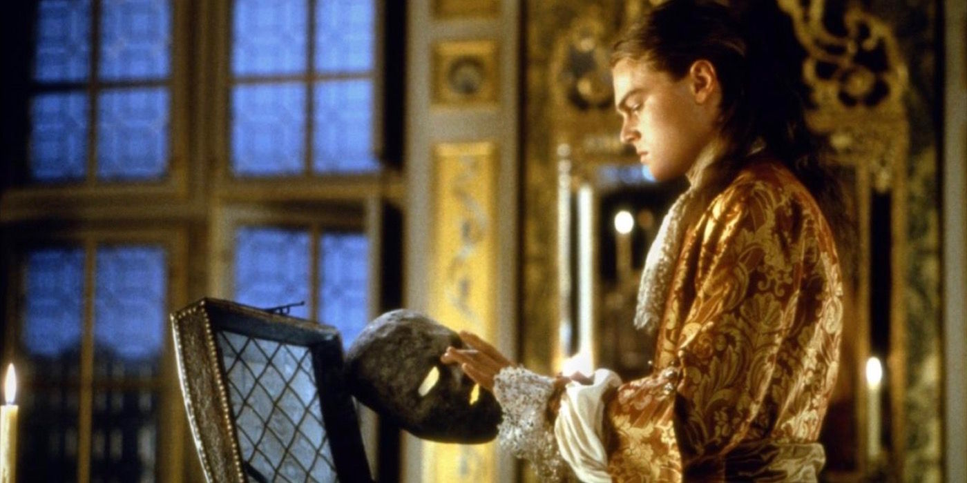 Batman: 15 Things You Didn't Know About The Riddler  Leonardo Dicaprio Riddler