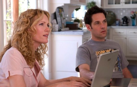 Leslie Mann and Paul Rudd reprising their Knocked Up roles Leslie Mann & Paul Rudd Reprising Knocked Up Roles In New Apatow Film