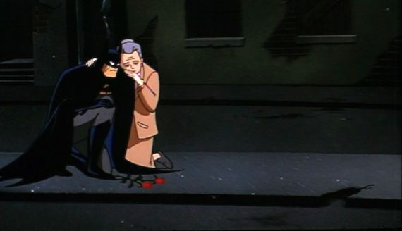 Leslie Thompkins in Batman The Animated Series Rumor Patrol: Who is Holly Hunters Batman vs. Superman Character?