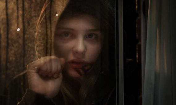 Let Me In Chloe Morentz Let Me In Comic Con Footage Is Now (Mostly) Online