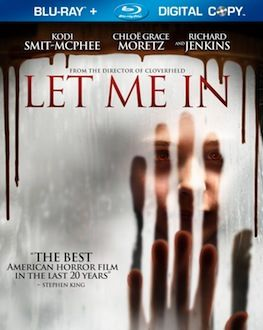 Let Me In DVD blu ray box art DVD/Blu ray Breakdown: February 1st, 2011