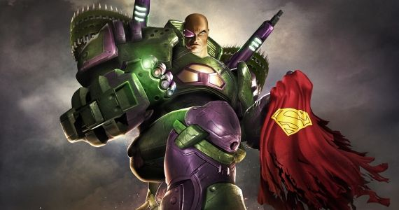 Lex Luthor Armor Suit Jesse Eisenberg As Lex Luthor: Why It Could Work